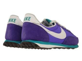 525383-502 Nike Elite Purple Venom/White-Court Purple-Tribe Green