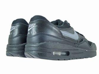 555766-043 Nike Air Max 1 Black/Cool Grey