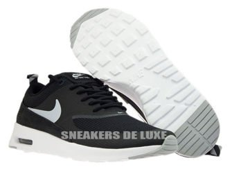 599409-007 Nike Air Max Thea Black/Wolf Grey-Anthracite-White