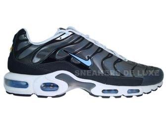 604133-945 Nike Air Max Plus TN 1 Anthracite/University Blue
