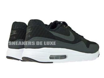 819476-004 Nike Air Max 1 Ultra Essential Black/White-Anthracite