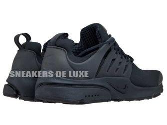 848187-011 Nike Air Presto Essential Black/Black-Black