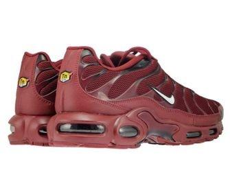3b091004f3 852630-602 Nike Air Max Plus TN 1 Team Red/White-Black 852630-602 ...