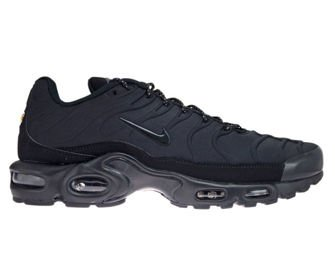 918240-002 Nike Air Max Plus TN SE Black/Black-Black