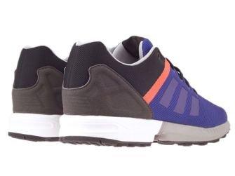 AF6357 adidas ZX Flux Split collegiate purple / collegiate purple / bold orange