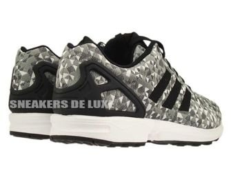 online retailer 58c03 e04be ... B34472 adidas ZX Flux Weave White Core Black Solid Grey ...