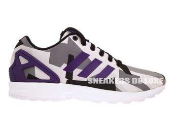1d2c7a748 B34517 adidas ZX Flux Ftwr White   Collegiate Purple   Core Black ...