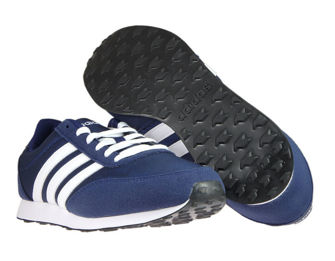 B75795 adidas V Racer 2.0 Dark Blue/Ftwr White/Ftwr White