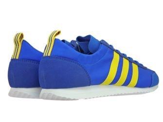 BB9679 adidas NEO VS Jog Blue/Eqt Yellow/Collegiate Royal BB9679 ...