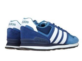 BB9784 adidas NEO 10K Mystery Blue/Ftwr White/ Core Blue