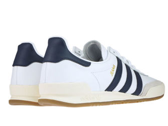 BD7683 adidas Jeans Ftwr White/Collegiate Navy/Clear Brown