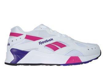 CN7841 Reebok Aztrek White / Rose / Cobalt / Purple