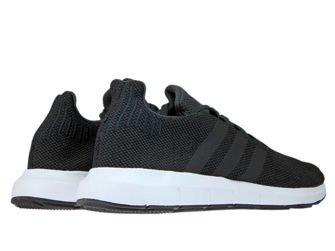 CQ2114 adidas Swift Run Carbon/Core Black/Medium Grey