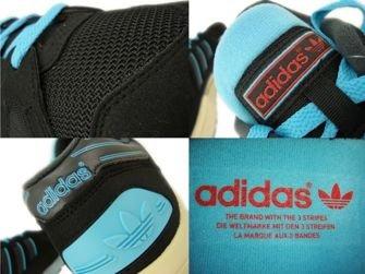 D65783 adidas ZX 710 Black/Carbon/Samba Blue