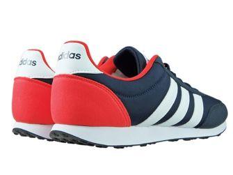 EG9914 adidas V Racer 2.0 Legend Ink/Ftwr White/Active Red