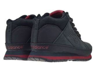 New Balance H754KR Black with Red