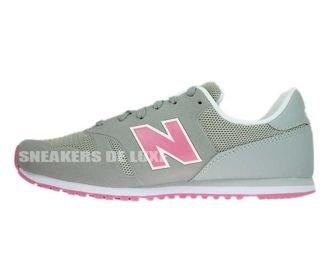 New Balance KD373YPY Grey / Pink