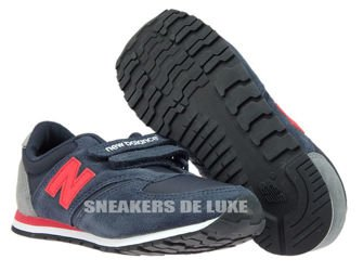 New Balance KE420VRY Navy / Red