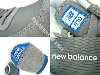 New Balance KL410YBY 410 Grey / Blue