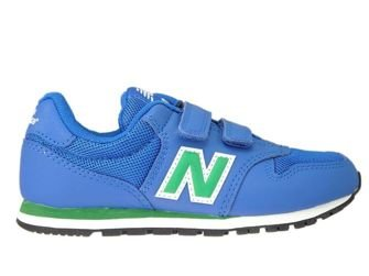 New Balance KV500YUY Blue with Green
