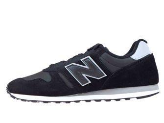 New Balance ML373BLG Black with Marblehead