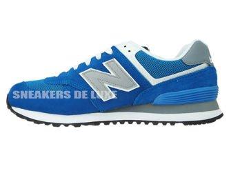 New Balance ML574CPP Blue / Silver