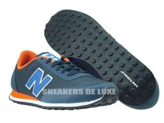 New Balance U410BBY Navy / Blue / Orange