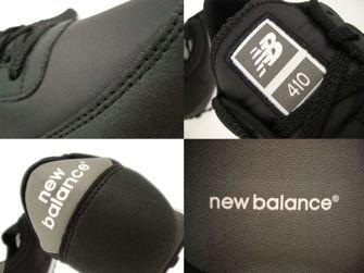 New Balance U410CC Black