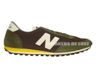 New Balance U410HKC 410 Khaki / Charcoal