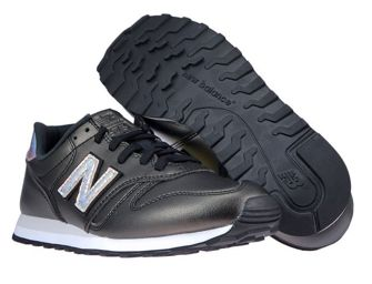 New Balance WL373GB2 Black with White