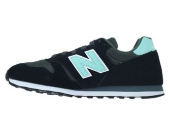 New Balance WL373SKM Black / Mint