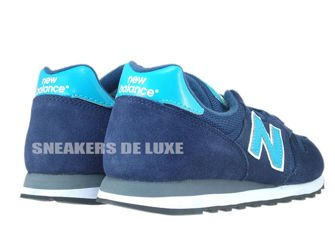 New Balance WL373SNG Navy/Turquoise