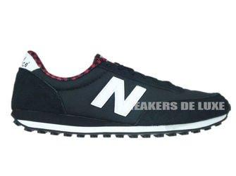 New Balance WL410DSC Black/White