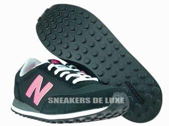 New Balance WL410WBA Black/Pink