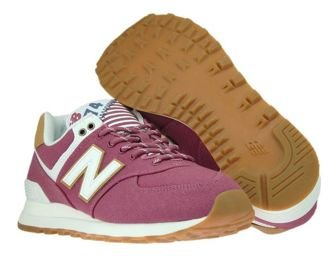 New Balance WL574SYF Dragon Fruit