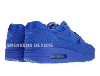 Nike Air Max 1 Premium 875844-400 Game Royal/Game Royal