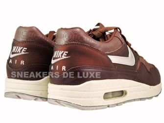 Nike Air Max 1 Premium SP Dark Oak/Metallic Silver-Light Bone 314252-201
