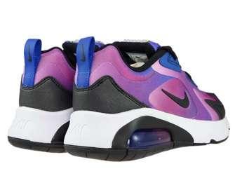 Nike Air Max 200 SE CK2596-400 Hyper Blue/White-Vivid Purple