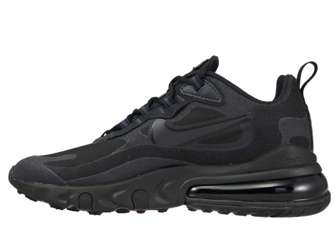 Nike Air Max 270 React AT6174-003 Black/Oil Grey-Oil Grey-Black