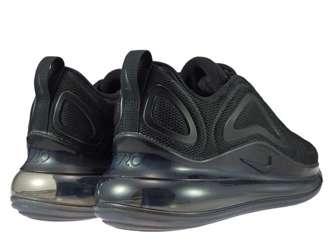 Nike Air Max 720 AR9293-006 Black/Black Anthracite