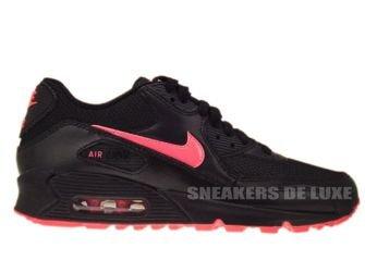 Nike Air Max 90 Black/Hot Punch 345017-011