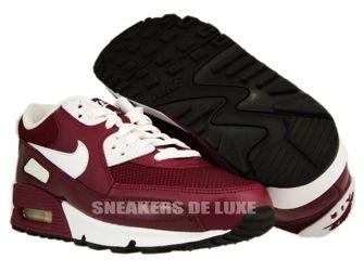 Nike Air Max 90 Deep Garnet White-Anthracite 325018-601 325018-601 ... 264c361e7