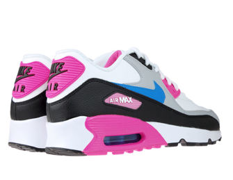 Nike Air Max 90 LTR 833376-107 White/Photo Blue-Black