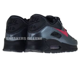 Nike Air Max 90 Metallic Hematite/Bright Cerise-Black 345017-007
