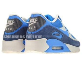 Nike Air Max 90 Premium Obsidian/Soar-Royal Blue 333888-404