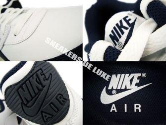 Nike Air Max 90 Premium White/Medium Grey/Obsidian 333888-103