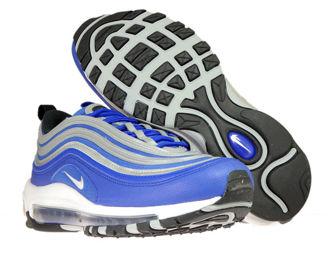 Nike Air Max 97 921522‑406 Racer Blue/Metallic Silver