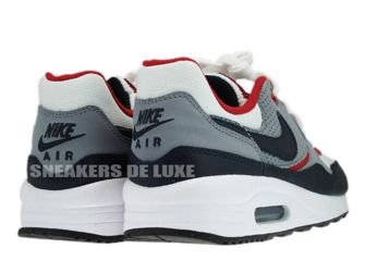 Nike Air Max Light White/Dark obsidian Varsity Red