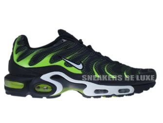 Nike Air Max Plus TN 1 Black/White-Volt