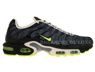 Nike Air Max Plus TN 1 Flint Grey/Volt-Black